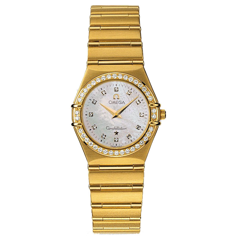 1177.75 Replica Omega Watches Constellation Ladies Quartz [9944]