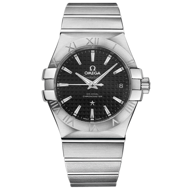 Replica Omega Watches Constellation 123.10.35.20.01.002 Paris Star Men's automatic mechanical watches [6603]
