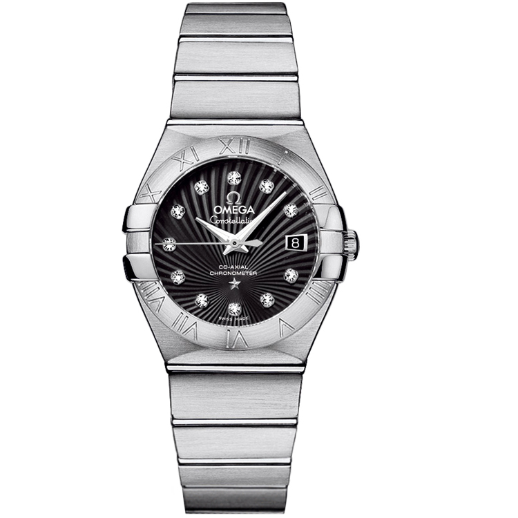 Replica Omega Watches Constellation Ladies 123.10.27.20.51.001 Automatic mechanical watches [fcfe]