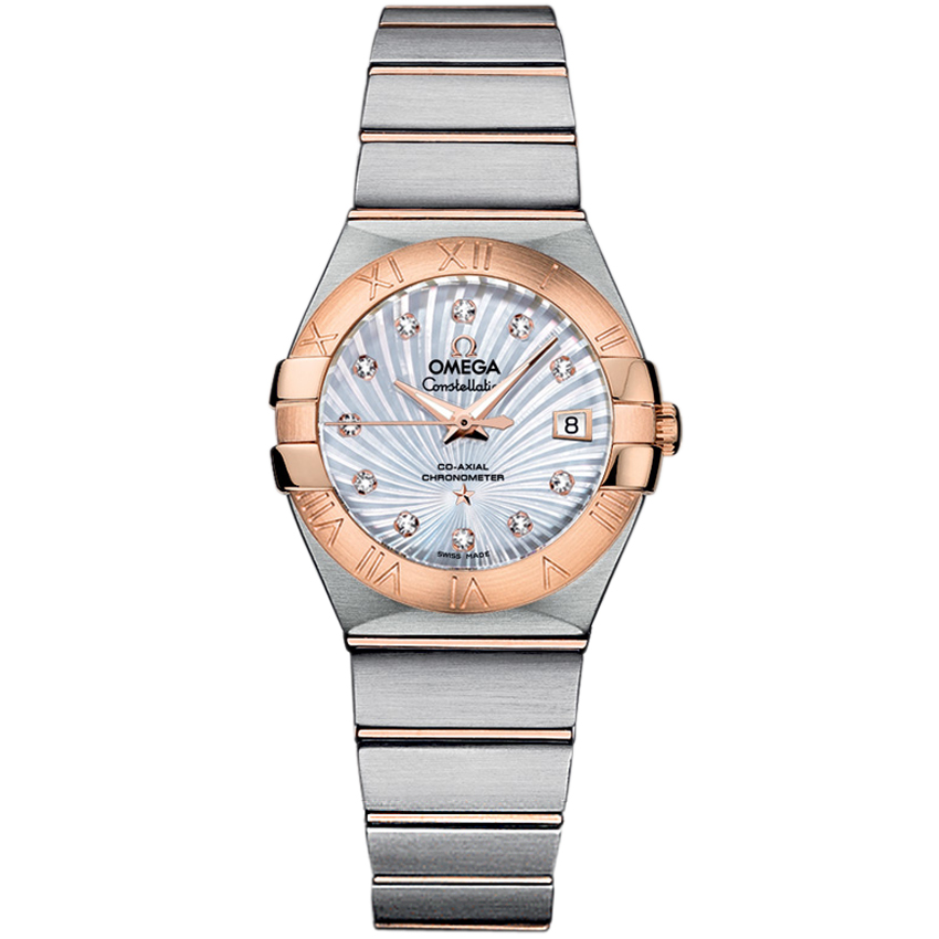 Replica Omega ure Constellation Ladies 123.20.27.20.55.001 Autom