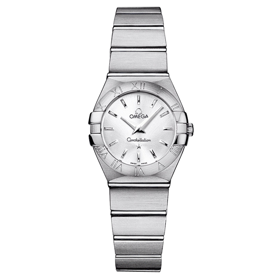 123.10.24.60.02.001 Replica Omega Watches Constellation Ladies Quartz watch [657e]