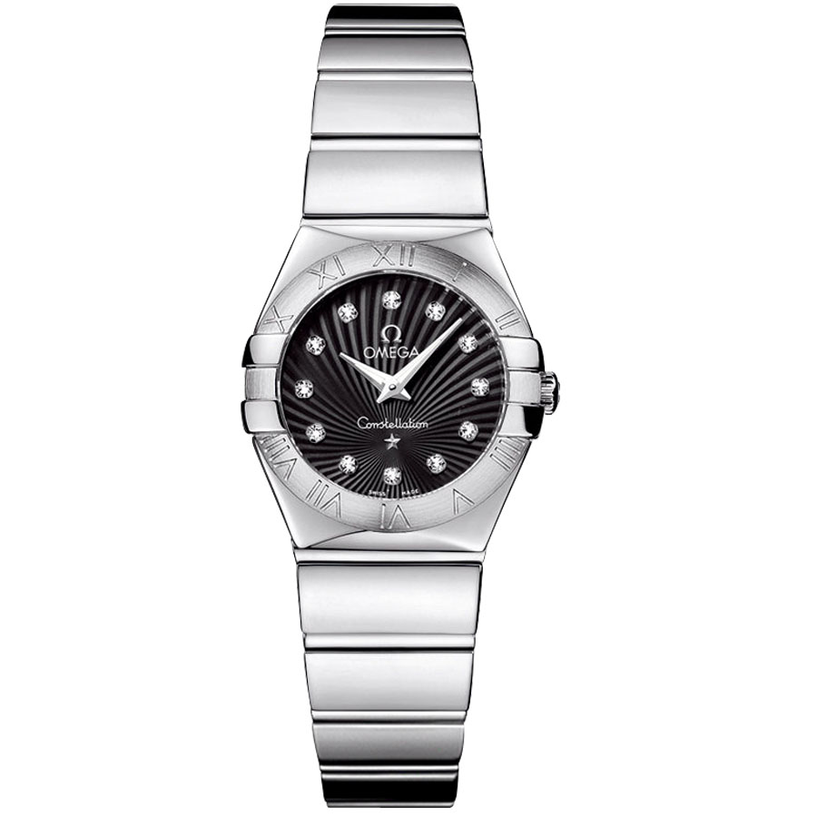 123.10.24.60.51.002 Replica Omega Watches Constellation Ladies Quartz watch [51c3]