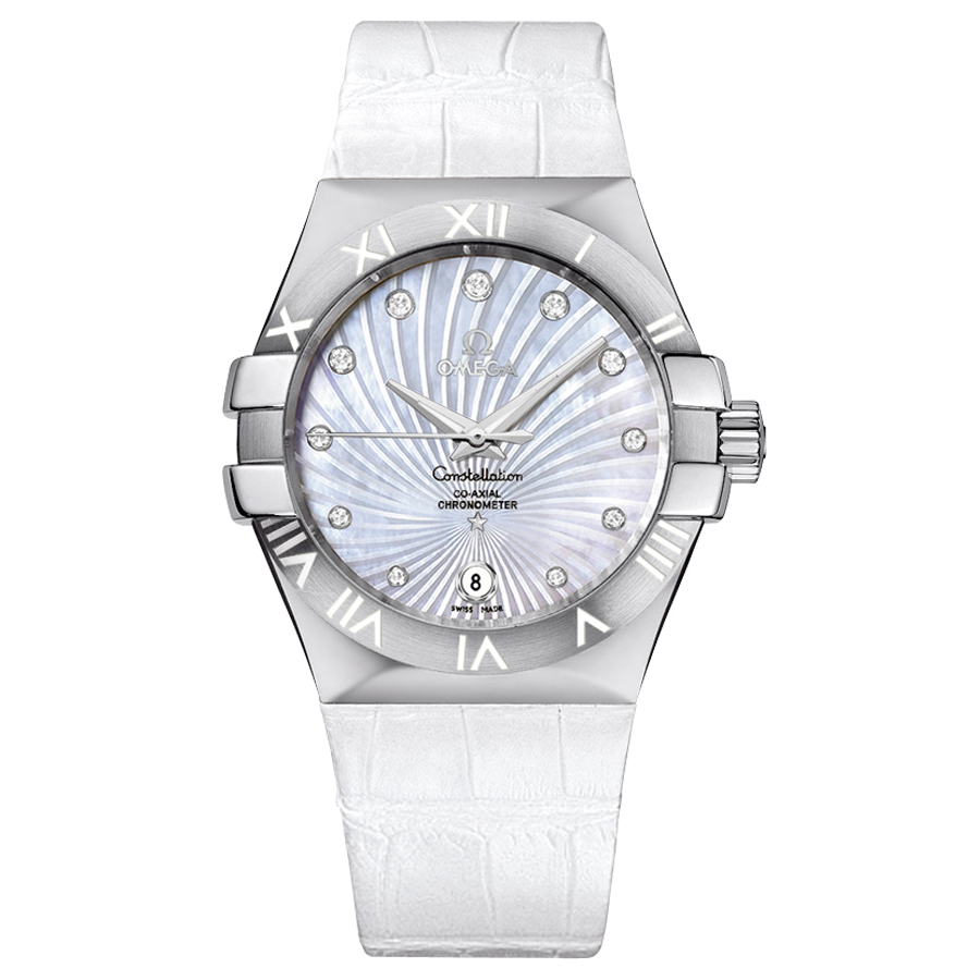123.13.35.20.55.001 Replica Omega Watches Constellation Ladies Watch Automatic mechanical [ce66]
