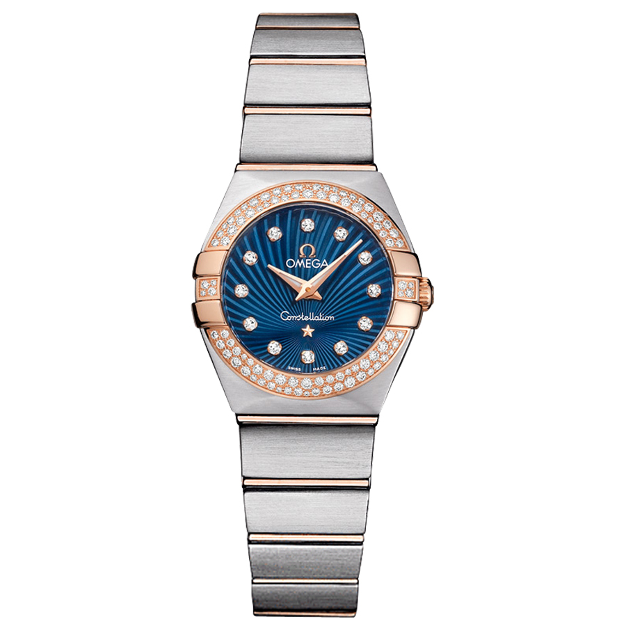 123.25.24.60.53.001 Replica Omega Watches Constellation Ladies Quartz watch [a6d3]
