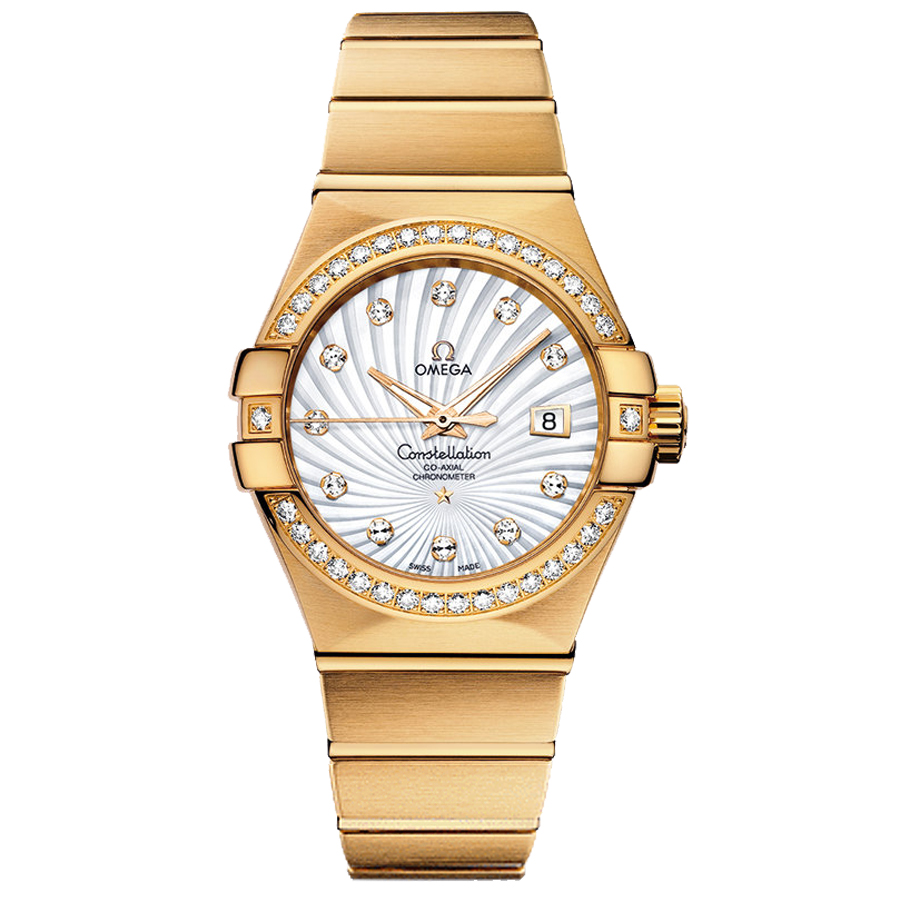 123.55.31.20.55.002 Replica Omega Watches Constellation Ladies Watch Automatic mechanical [07c8]