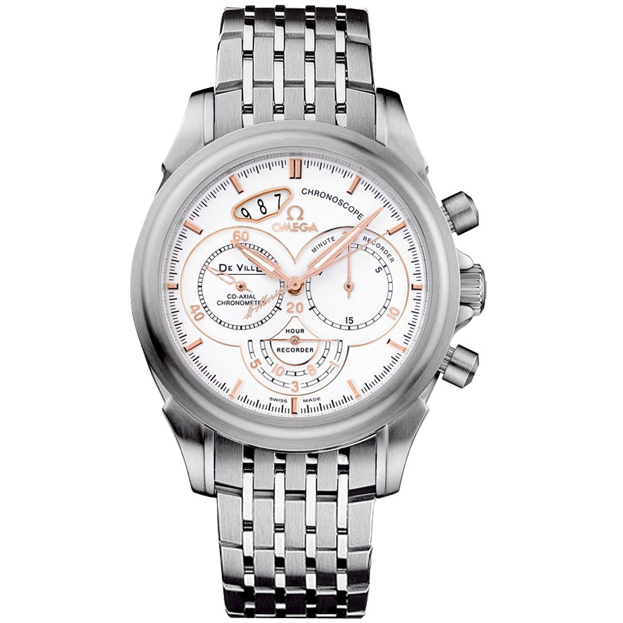 Omega Watches Replica De Ville 422.10.41.50.04.001 men's automatic mechanical watches [bff7]