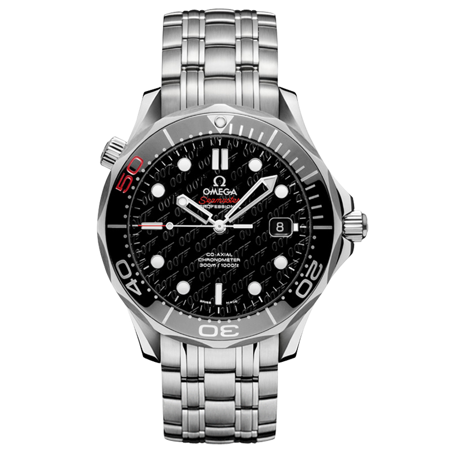 Omega Watches Replica Seamaster 212.30.41.20.01.005 men's automatic mechanical watches [6a3b]