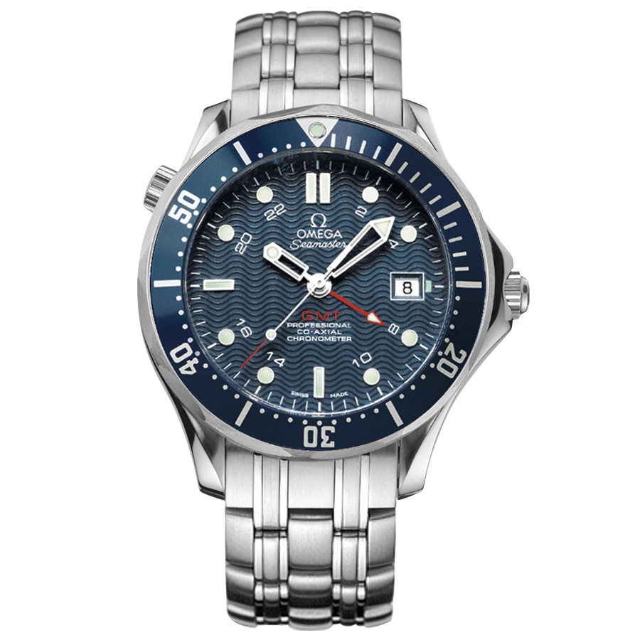 Omega Watches Replica Seamaster 2535.80.00 Men's Automatic mechanical watches [b291]