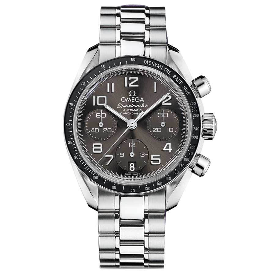 Ladies 324.30.38.40.06.001 Omega Watches Replica Speedmaster Automatic mechanical watches [e420]