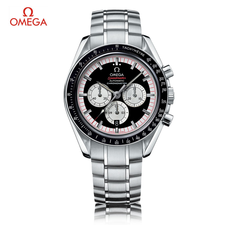 Omega Watches Replica Speedmaster 3507.51.00 Men automatic mechanical watches [3558]