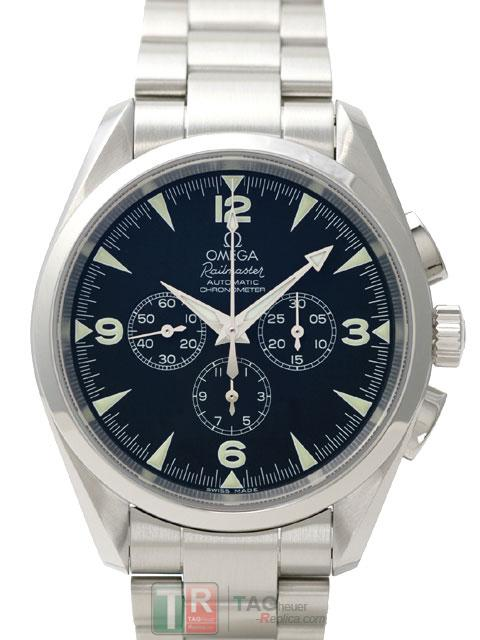 Copy Watches OMEGA SEAMASTER COLLECTION Aqua Terra Chronograph Rail Master 2 [899d]