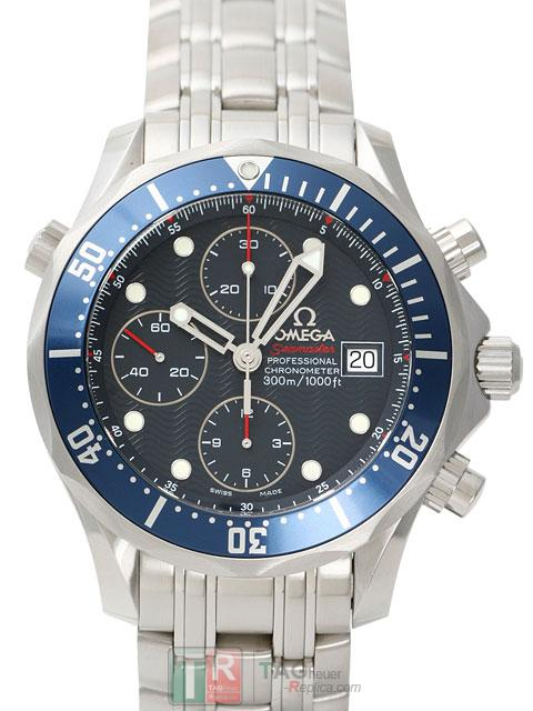 Copy Watches OMEGA SEAMASTER COLLECTION CHRONOGRAPH 2225.80 [247d]