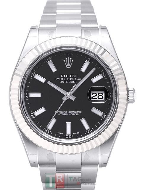 Copy Watches ROLEX DATEJUSTII 116334A [9ceb]