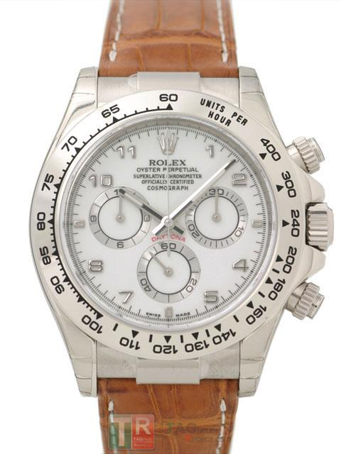 Copy Watches ROLEX DAYTONA 116519A [c187]