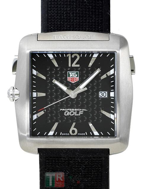 Copy Watches TAG Heuer GOLF WATCH Professional Golf Tiger Woods Edition WAE1 [5eed]