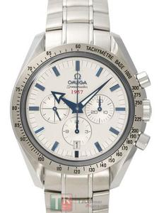 Kopier Klokker Omega Speedmaster COLLECTION BROADAROW 1957 3211.0425 [a97a]