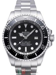 Kopi klokker Rolex SUBMARINERDEEP SEA 116660 [ed3c]