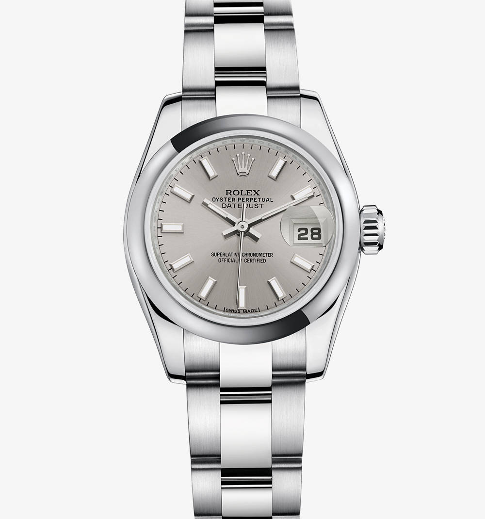 Replica Rolex Lady- Datejust Watch : 904L stГҐl - M179160-0023 [1053]