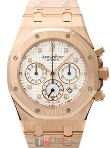 Kopiera Klockor Audemars Piguet - Royal Oak Chronograph - 259600R.OO.1185OR.01 [4b7b]