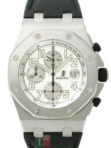 Kopiera klockor Audemars Piguet - Royal Oak Offshore Chronograph - 26020ST.OO.D001IN [83aa]
